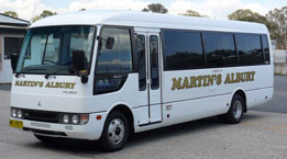 24 Passenger Mini Buses
